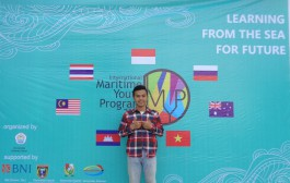 MAHASISWA FT UNTIDAR TERPILIH MENGIKUTI INTERNATIONAL MARITIME YOUTH PROGRAM (IMYP) 2017